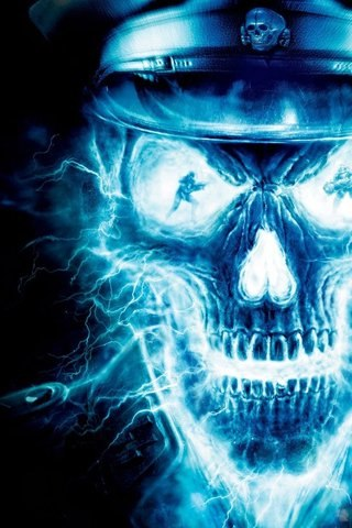 Animated Skull Mobile Wallpapers  Wallpapers  Backgrounds  Photos