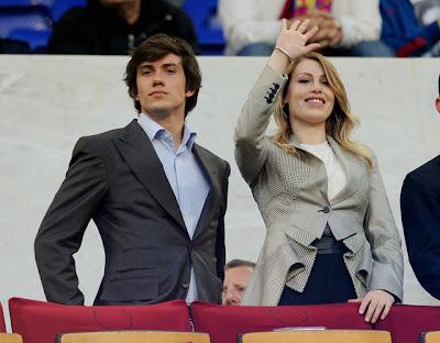 Immagine di Luigi e Barbara Berlusconi