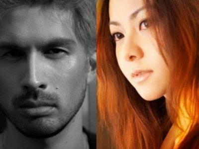 Hirai Ken e Kuraki Mai