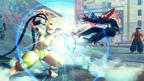 Game PC Gratis Ultra Street Fighter IV-RELOADED