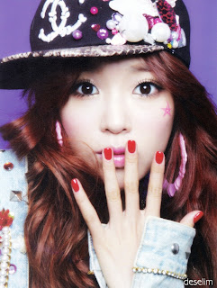 SNSD Tiffany I Got A Boy Photobook 04