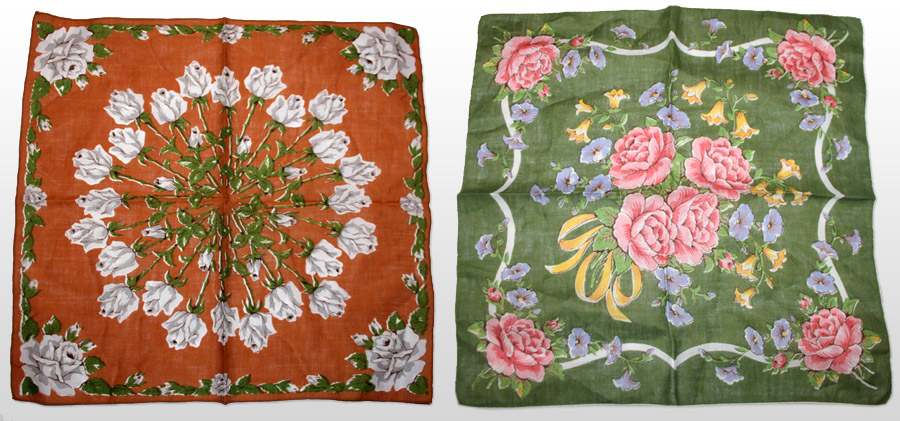 handkerchiefs 1 and 2