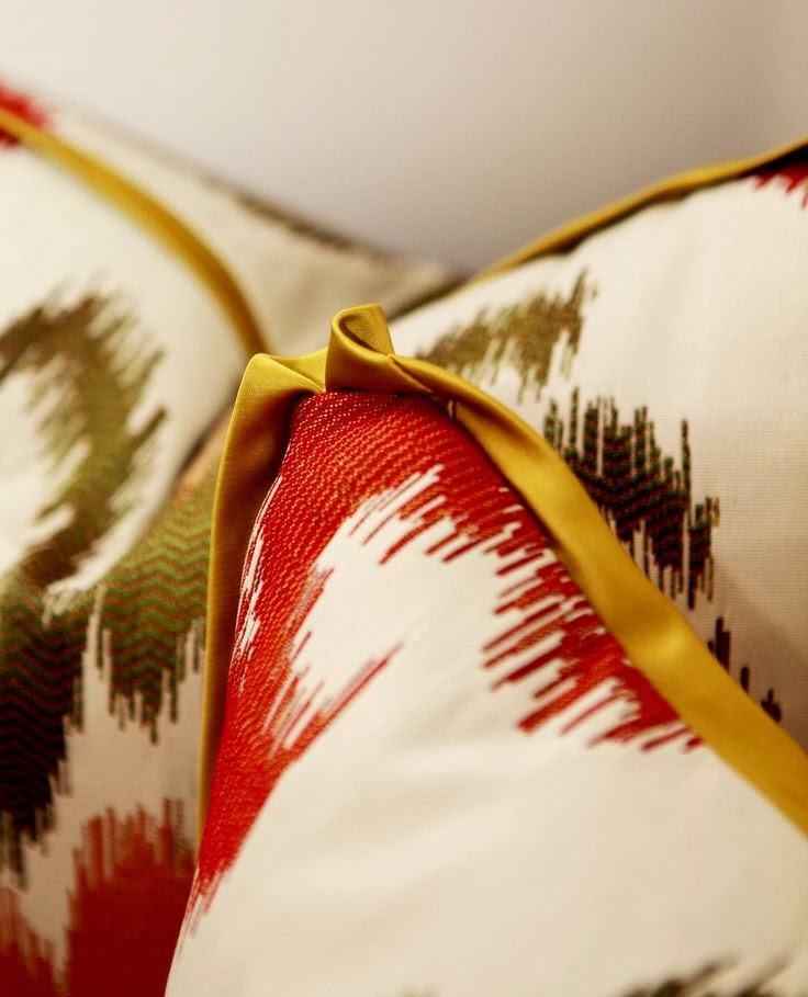 And Luxurious Textiles