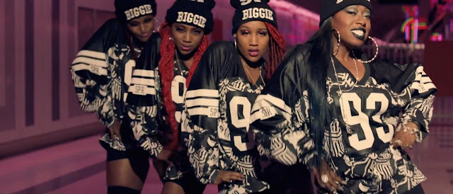 Missy Elliott - WTF Where They From ft. Pharrell Williams