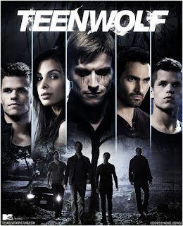 Teen wolf Temporada 5 audio español