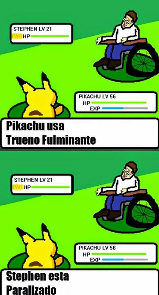 Pikachu usa trueno