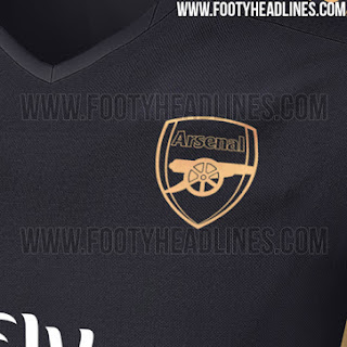 Detail lambang The Gunner musim depan 2015/2016