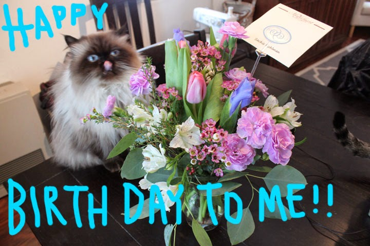 Happy Birth Day 2014