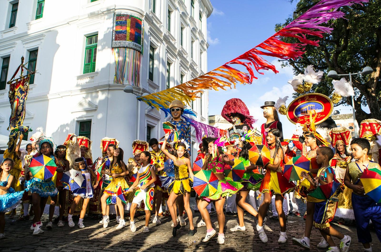 frevo carnaval recife pernambuco
