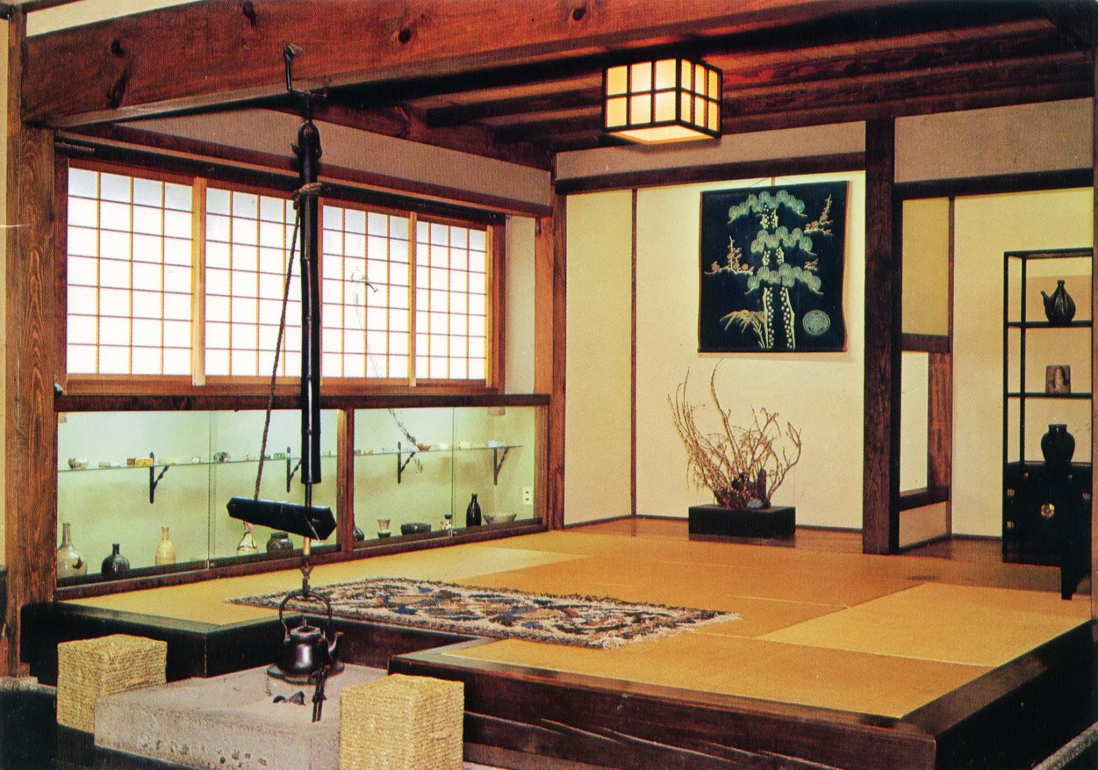 Ancient japanese castles interior 0769, 0770 japan (chūgoku)