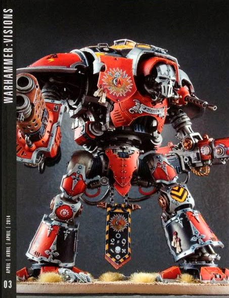Warhammer: Visions, número 3