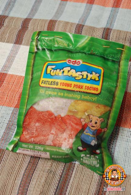 CDO Funtstyk Young Pork Tocino