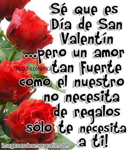 Día De San Valentin Imagenes De Amor Con Frases Bonitas Imagenes