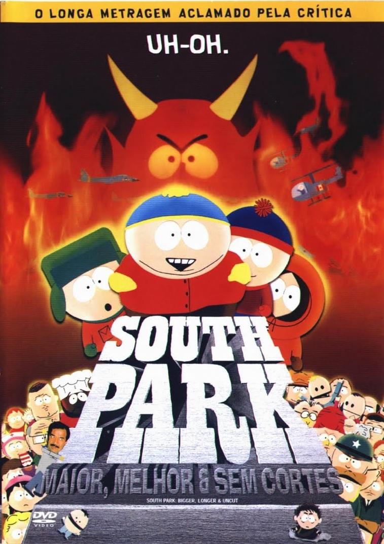 South Park: Maior, Melhor e Sem Cortes – Dublado (1999)