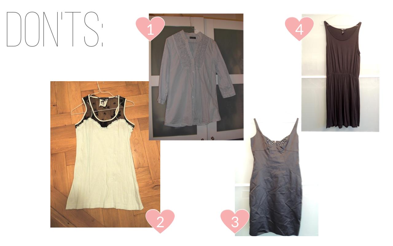 Tipps zum Verkauf von Kleidung