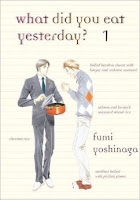 what did you eat yesterday fumi yoshinaga