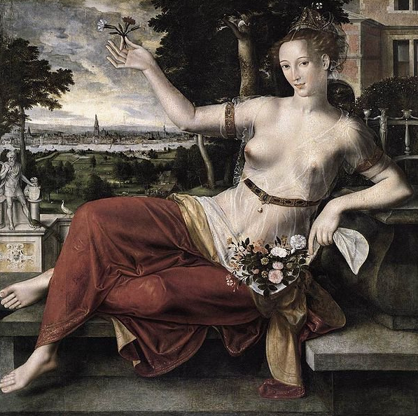 Jan Matsys flora