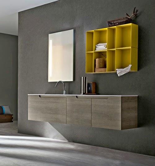 Consigli per la casa e l arredamento: Come arredare un bagno piccolo ...