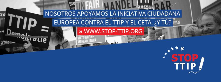 PAREMOS EL TTIP