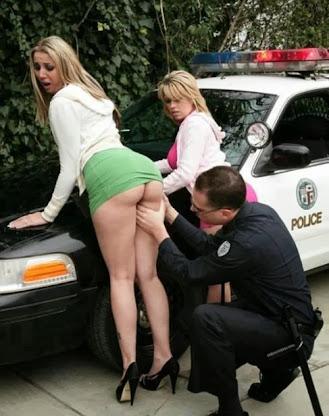 Cuidado con las revisiones policiales...