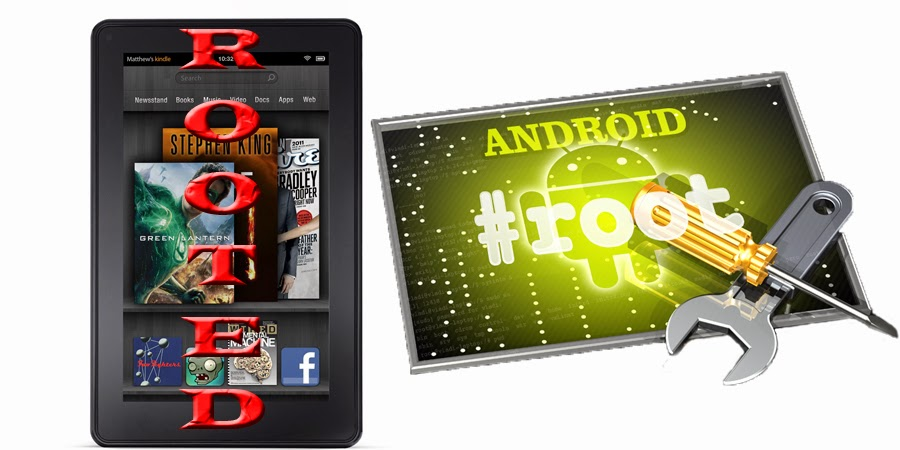 How to root Kindle Fire (Gen 1)
