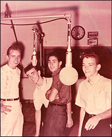 Danny & The Juniors, Danny and the Juniors, David White, Joe Terranova, Frank Maffei, Danny Rapp, Joe Terry