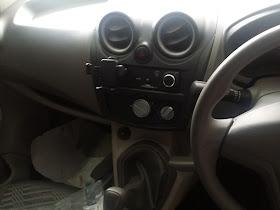 Interior Datsun Go+ Panca Tipe T Standar