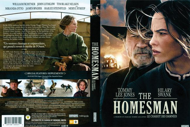 The Homesman – Latino