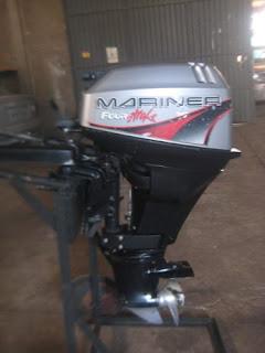 Motor de popa usado por R$3.900 (média de preços)