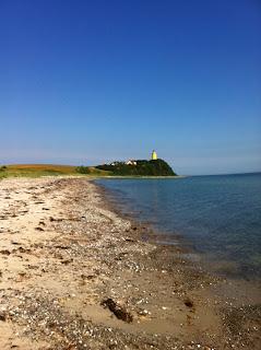 Sejerø strand