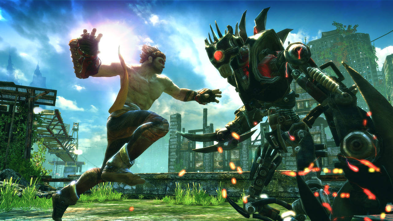 ENSLAVED : ODYSSEY TO THE WEST PREMIUM EDITION FULL VERSION
