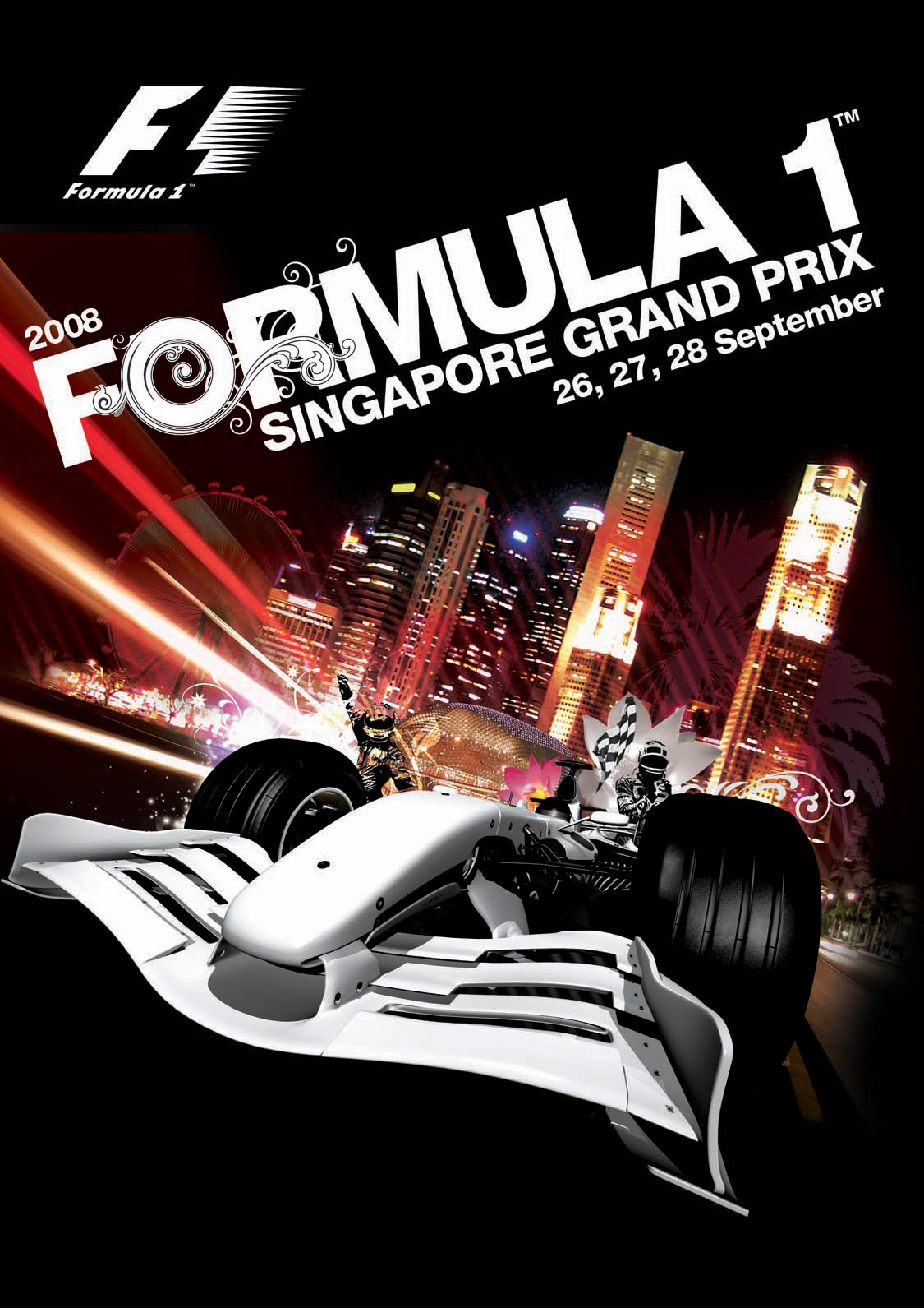 significance of the formula 1 in singapore