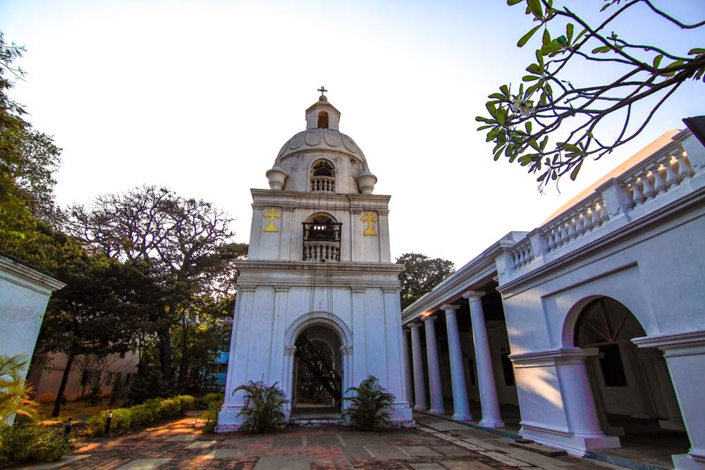 Armenian church in Georgetown, Chennai