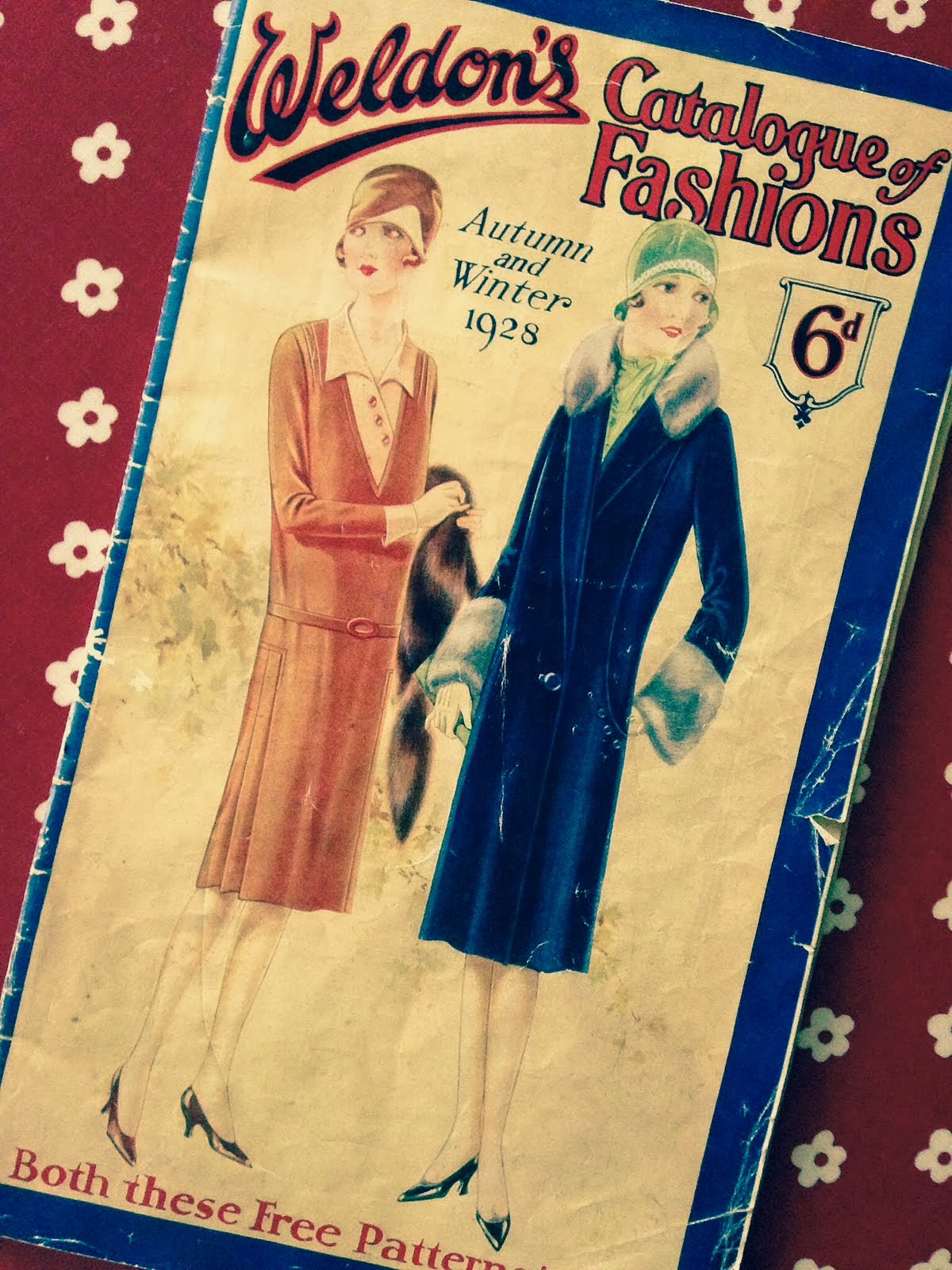 weldons catalogue of fashions 1928