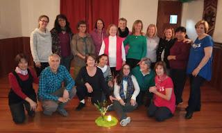 Taller de Danzas Balcánicas en Espacio Cardal