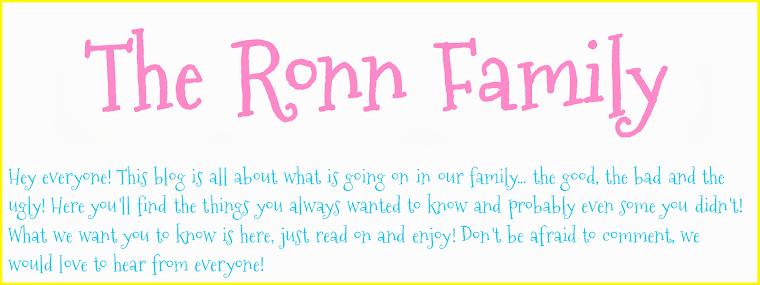 The Ronn Family