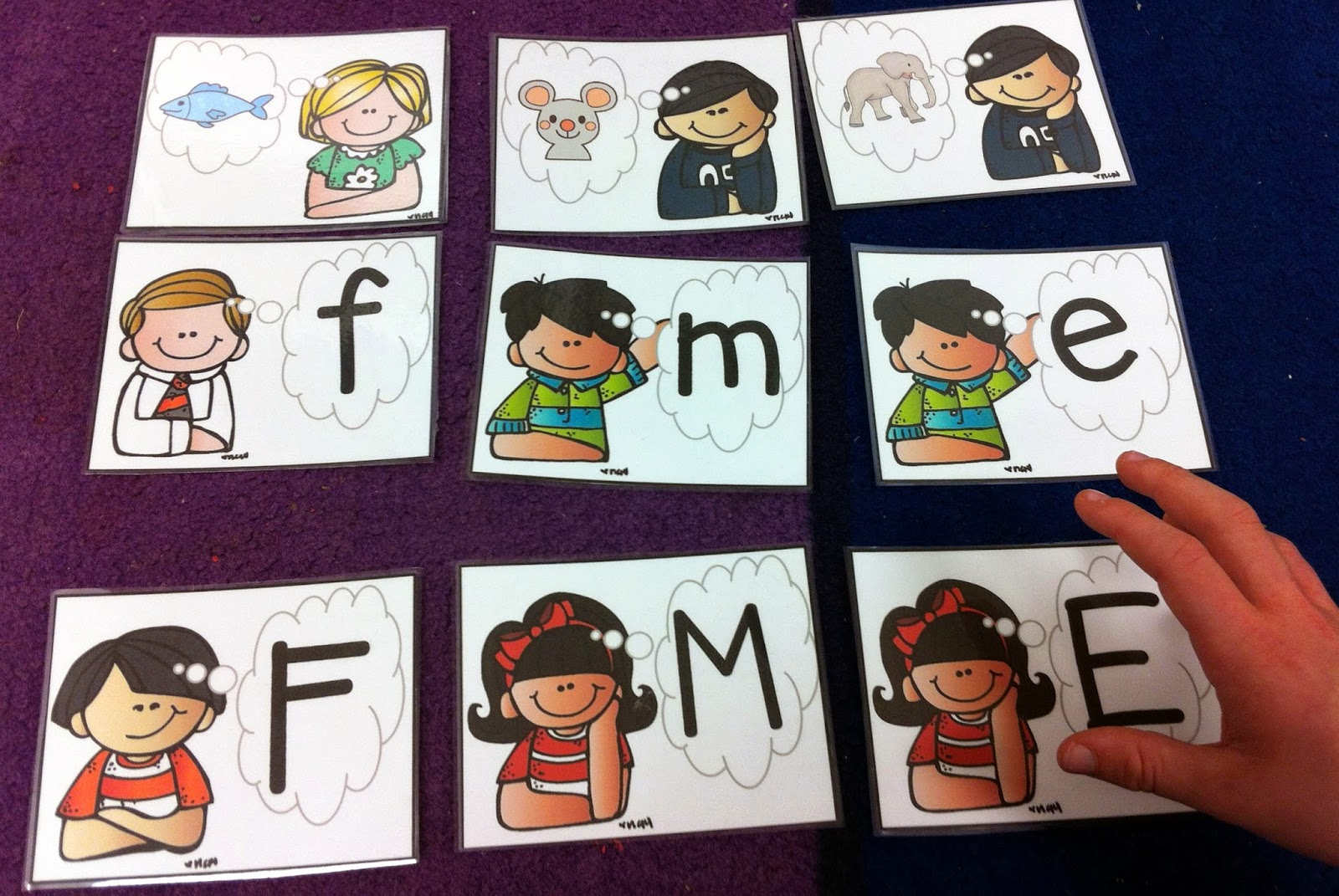 http://www.teacherspayteachers.com/Product/Alphabet-Letter-Sounds-Pack-1453354