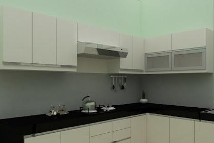 Jasa Desain Dapur Dan Kitchen Set Minimalis