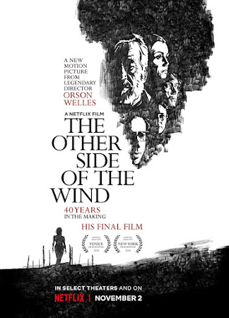 Poster Of Hollywood Film Watch Online The Other Side of the Wind 2018 Full Movie Download Free Watch Online 300MB