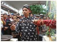 Upacara Siraman Pusaka Daerah Istimewa Yogyakarta