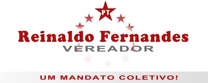 Arquivos do Vereador Reinaldo Fernandes