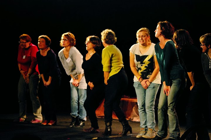 RNTA 2013,  théâtre d'en haut