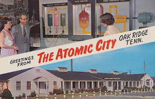 atomic city postcard