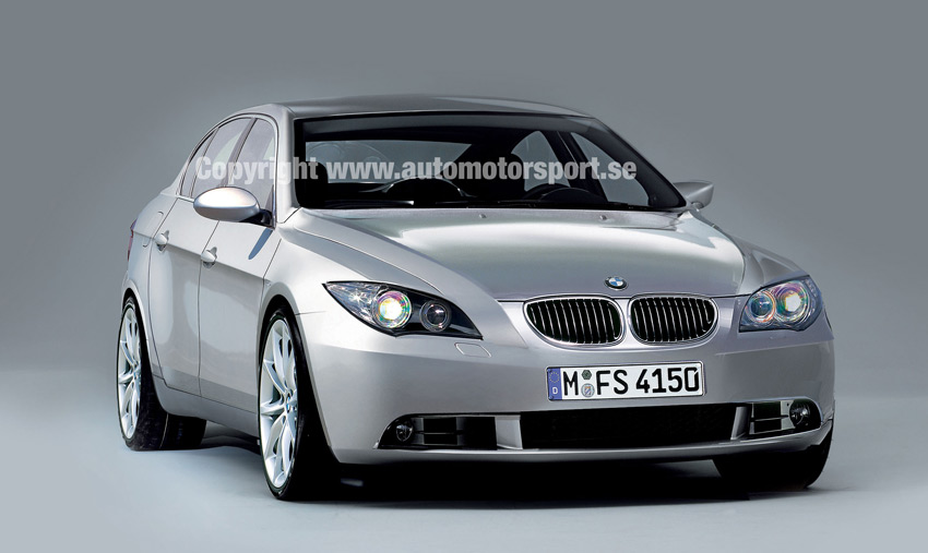 BMW 5-Series cars review and