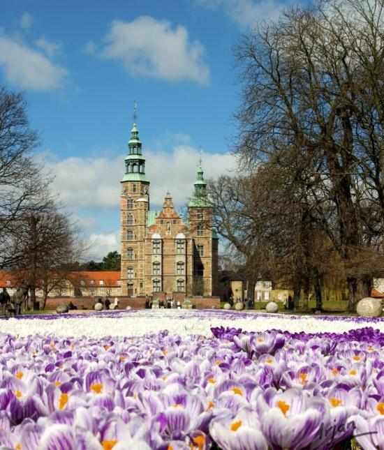 Jeg vil se i Danmark: Rosenborg Slot