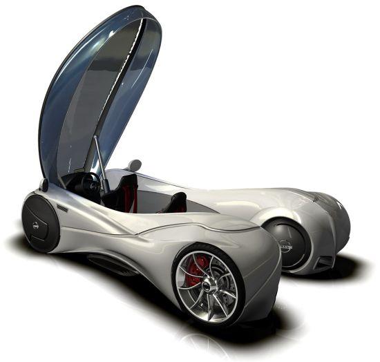 Future Cars: Nissan Future Cars