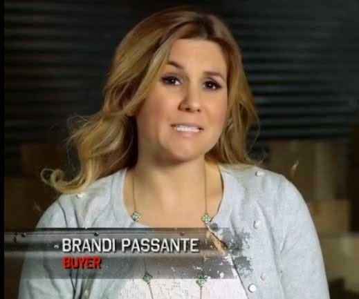 Brandi Passante - Storage Wars - Quien da Mas
