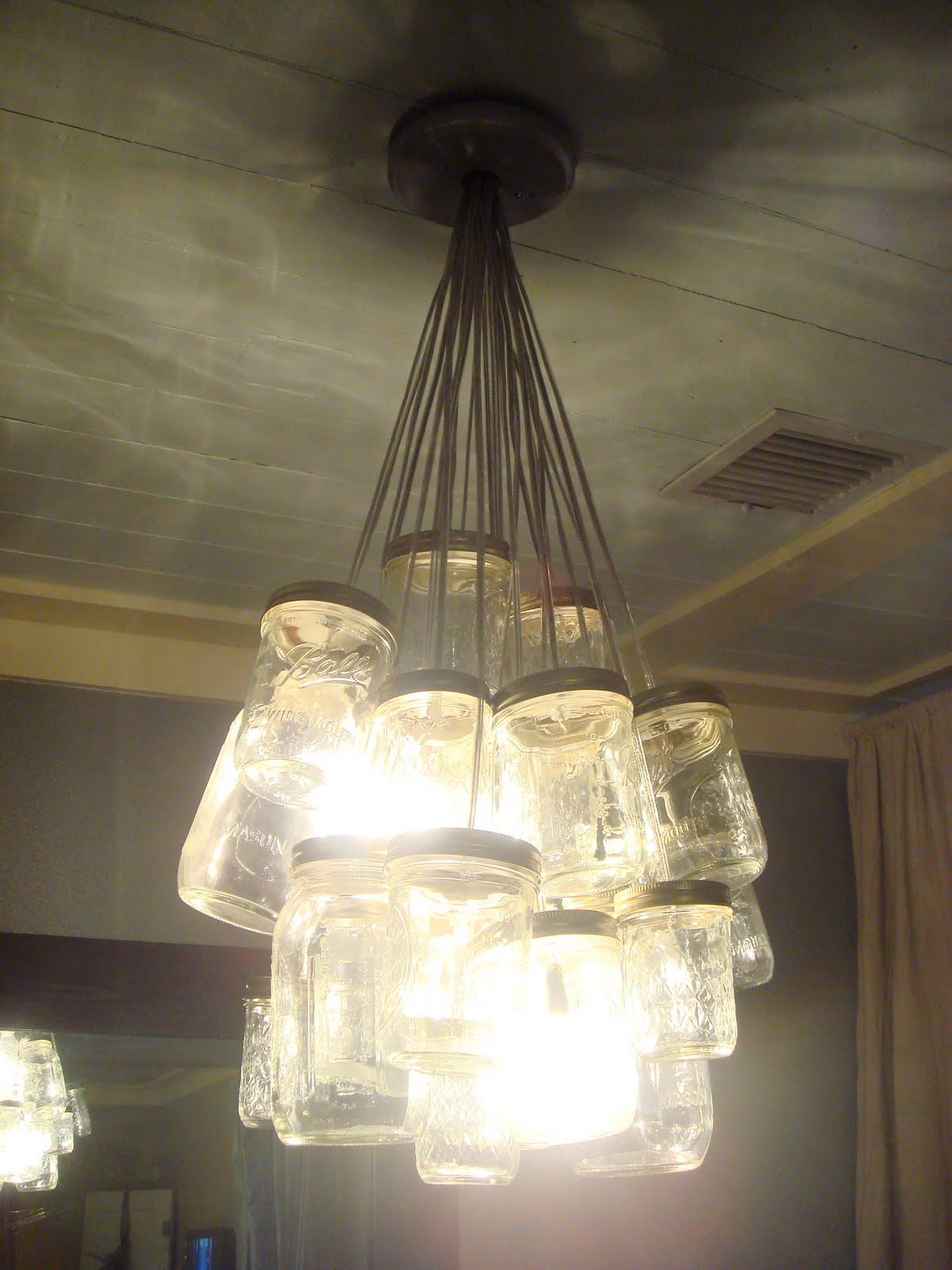 Hocuskocis diy mason jar chandelier part 1 from an etsy seller arubaitofo Image collections