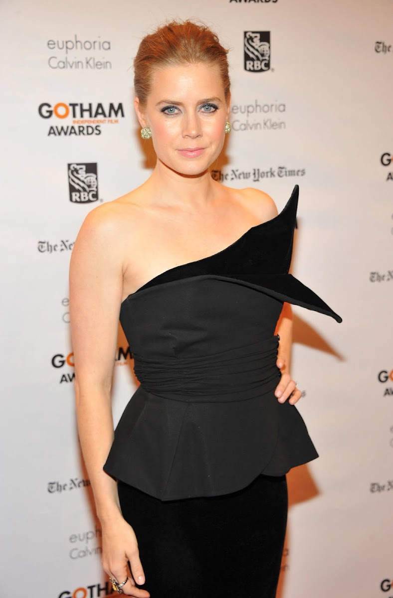 Amy Adams HD Photos at IFP's 22nd Annual Gotham Independent Film Awards
