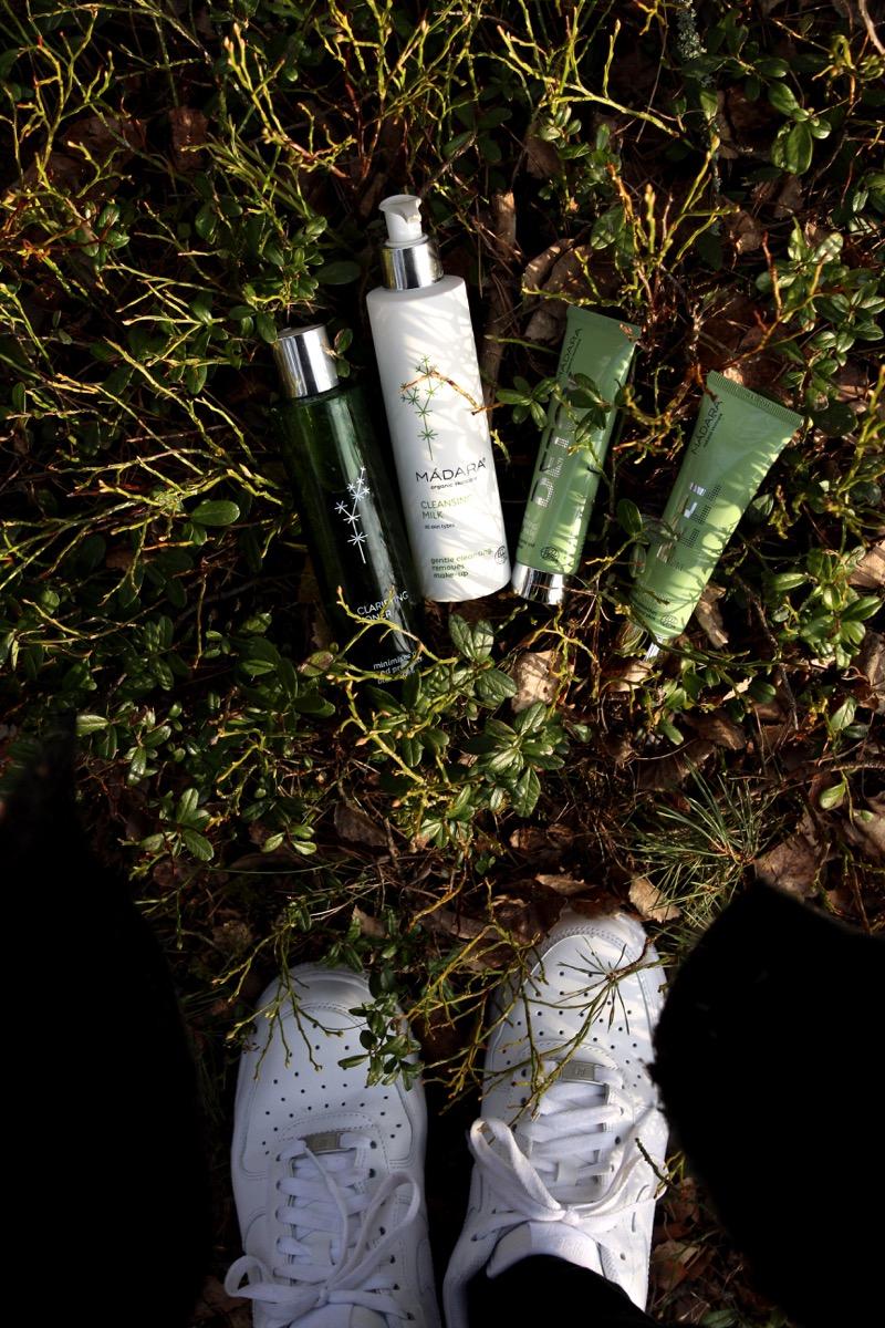madara luonnonkosmetiikkaa puhtaista raaka-aineista